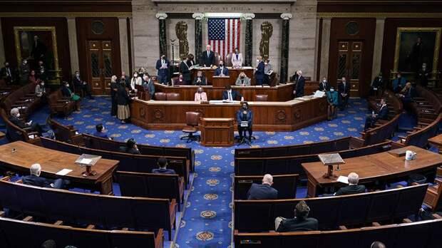 Член сената США едва не заснул на выступлении Байдена
