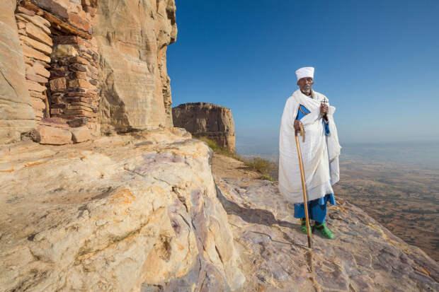 Древние церкви Эфиопии 7