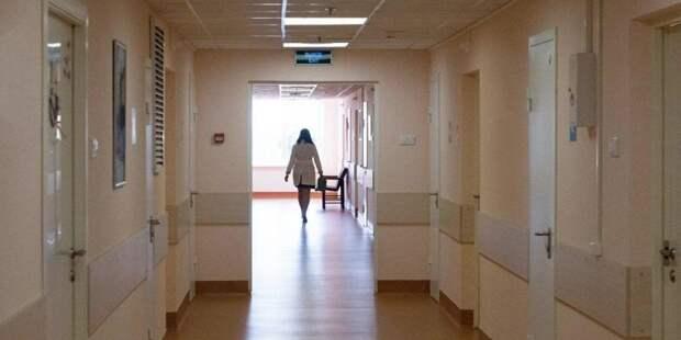 Собянин открыл в ГКБ №67 отделение для пациентов с коронавирусом/mos.ru
