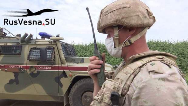 Остановить новую бойню в Сирии: военные России встали между враждующими армиями (ФОТО)
