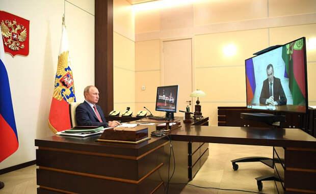 Выборная кампания стартовала: Кубани представили первого кандидата