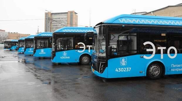 Собянин рассказал о будущем наземного транспорта и коммерческих перевозок в Москве