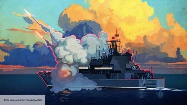 «Феникс» Китая: США решили «пнуть ногой дверь» - флот НАТО вошел в Баренцево море