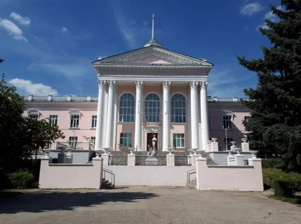 Здание Рязанского Дворца пионеров признали объектом культурного наследия