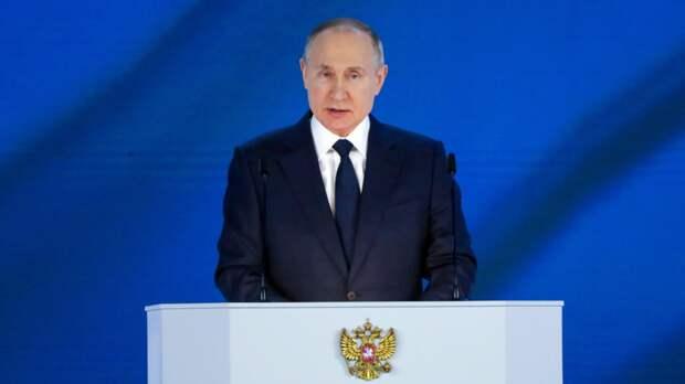 Путин подписал указ о выходных днях с 1 по 10 мая