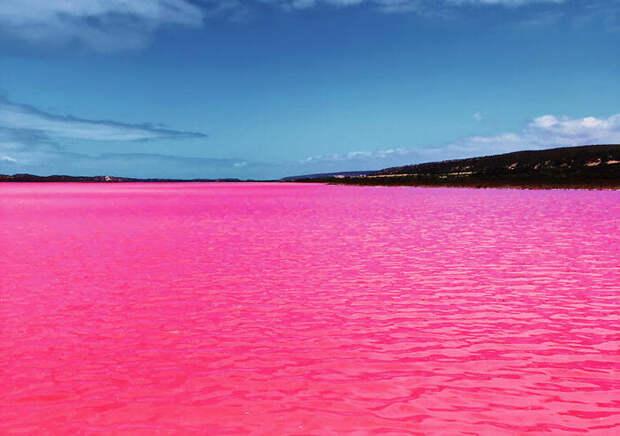 В России есть удивительные озёра розового цвета. О самом малоизвестном из них - в этом материале.