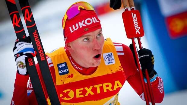 В FIS подтвердили, что Большунова отстранили только на один день