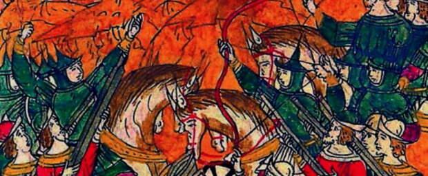 «Ознаменованная славой отчаянной битва…». «Война двух царей»: разведка (2 статьи)
