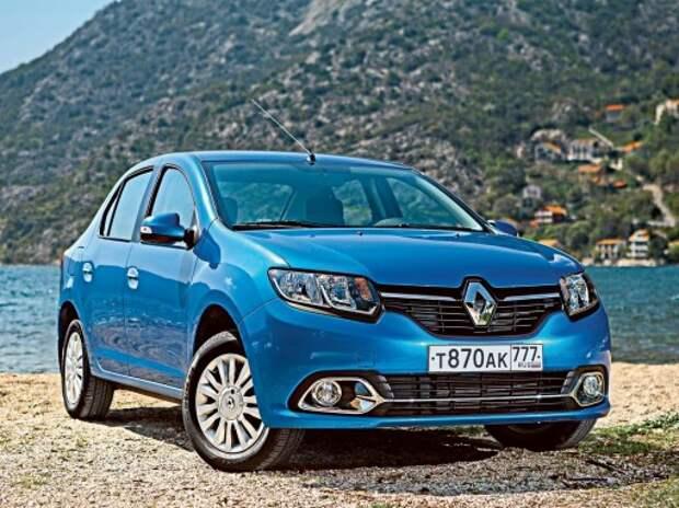 Покупаем оптимальный Renault Logan