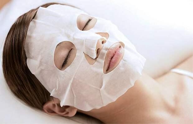 Косметические маски и увлажняют, и питают кожу