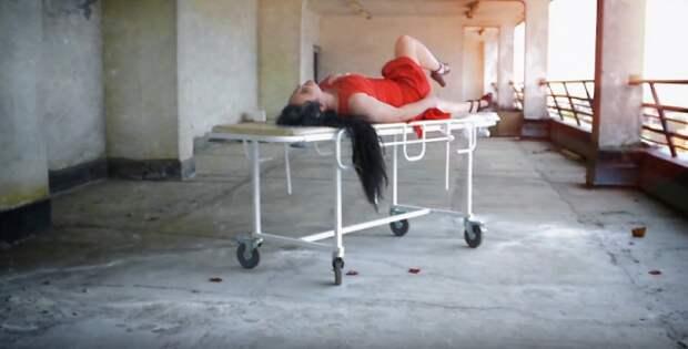 Севастопольские медсёстры сняли горячий клип 18+