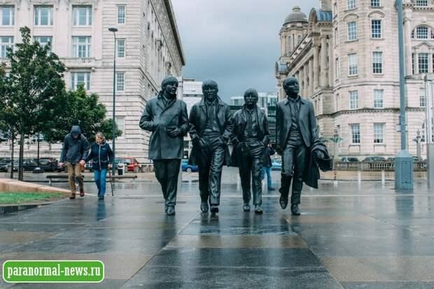 Причудливый случай скольжения во времени в Ливерпуле
