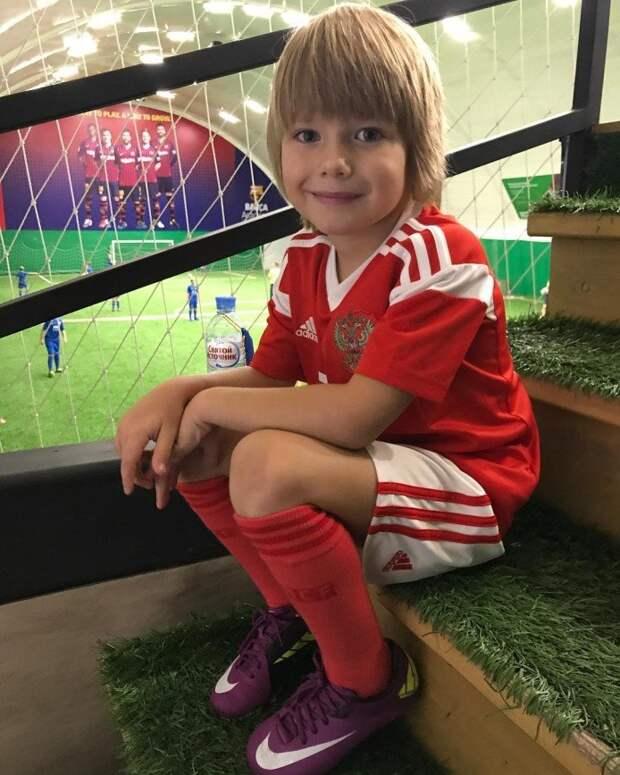 Младший сын Аршавина будет играть за «Спартак»