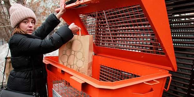Переполненную контейнерную площадку на Зеленодольской избавили от мусора — Жилищник