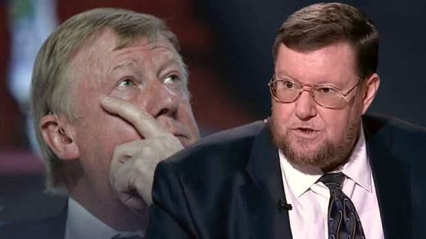 Сатановский заподозрил Чубайса в организации нового экономического «лохотрона»