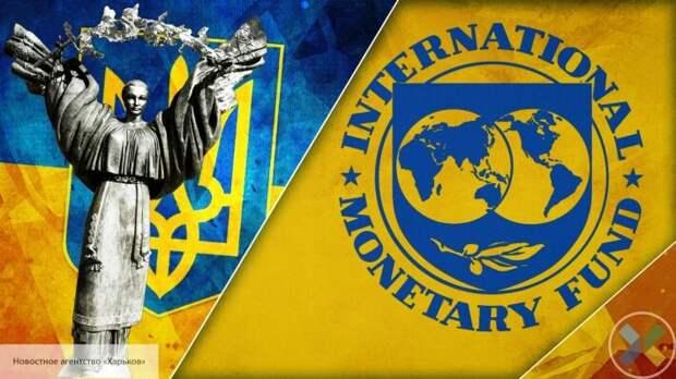Бондаренко: Украина продает свой суверенитет МВФ за бусы и стекляшки