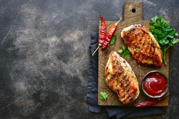 Что есть, чтобы похудеть —курица