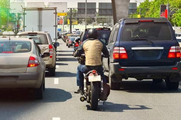 ДТП с мотоциклистами