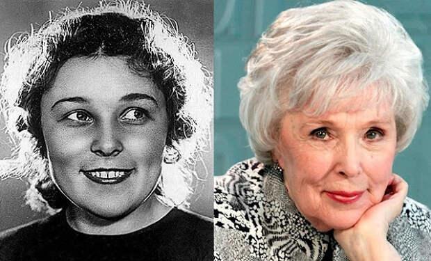 Долгожительницы и любимые актрисы отечественного кино