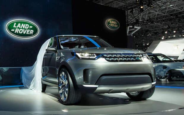 Слухи: продается Jaguar Land Rover. Идут переговоры с французами