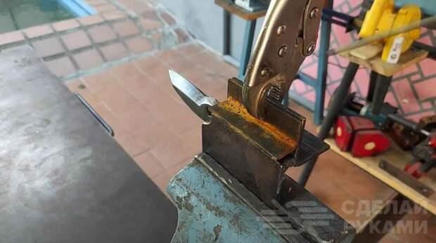 Делаем простой станочек для резки листового металла