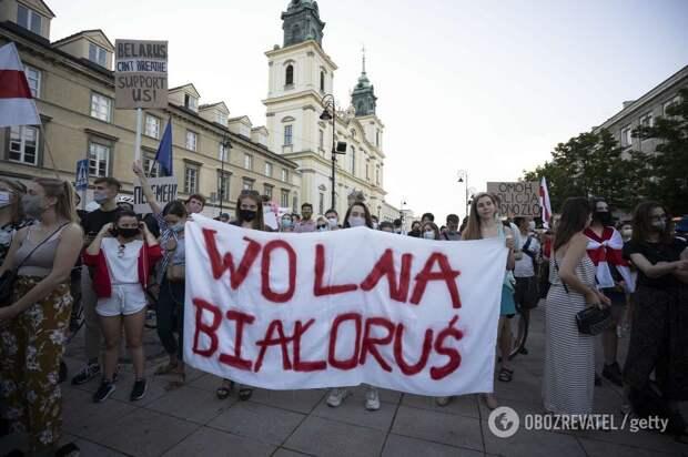 Белоруссия: режим резвится, враг не дремлет