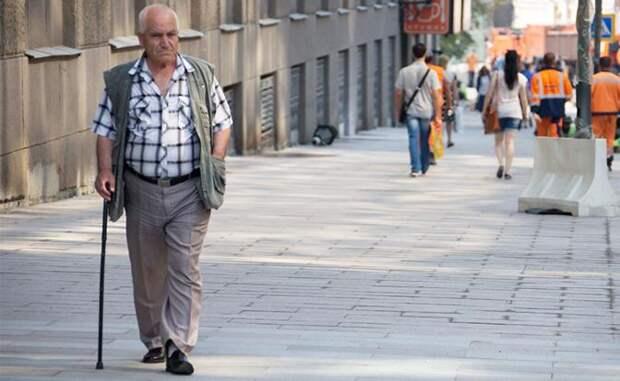 Путин отменил пенсионную реформу богатым, остальным — смерть в нищете