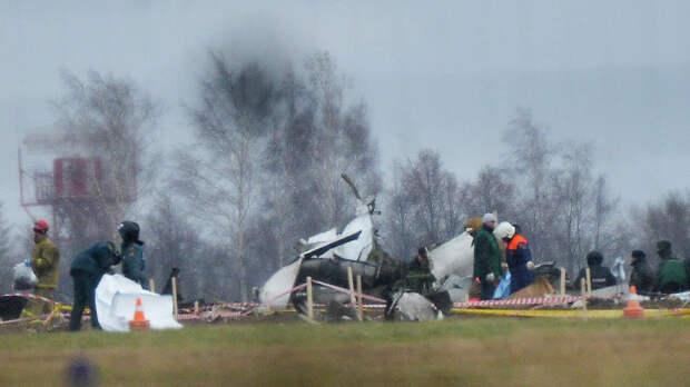 СКР спустя шесть лет завершил расследование крушения Boeing в Казани