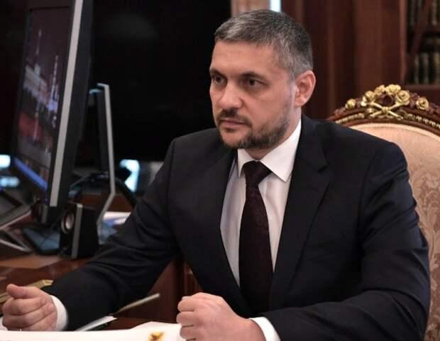 Губернатор Забайкалья Александр Осипов госпитализирован с коронавирусом