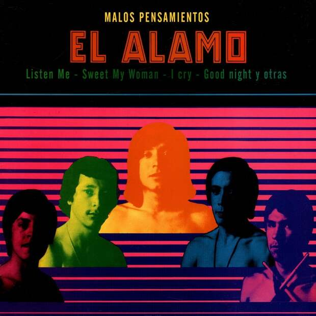El Alamo.Malos Pensamientos 1971