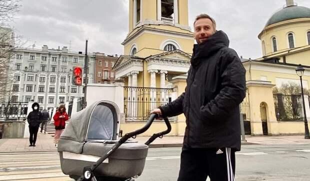 «Могу взорваться»: Шепелев рассказал о сложностях отцовства