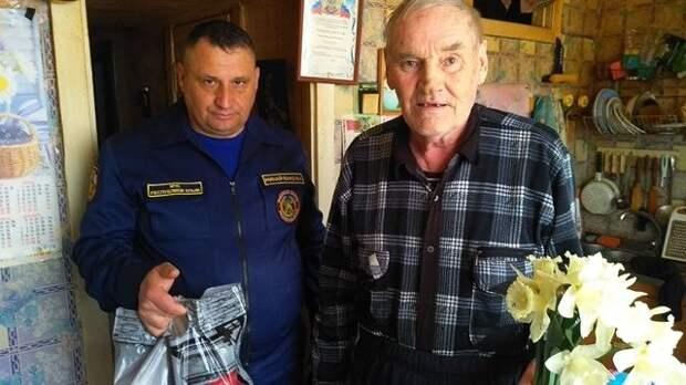 В ГКУ РК «Пожарная охрана Республики Крым» чествуют ветеранов-ликвидаторов аварии на Чернобыльской АЭС