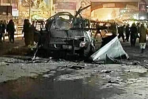 В Кабуле прогремела серия взрывов