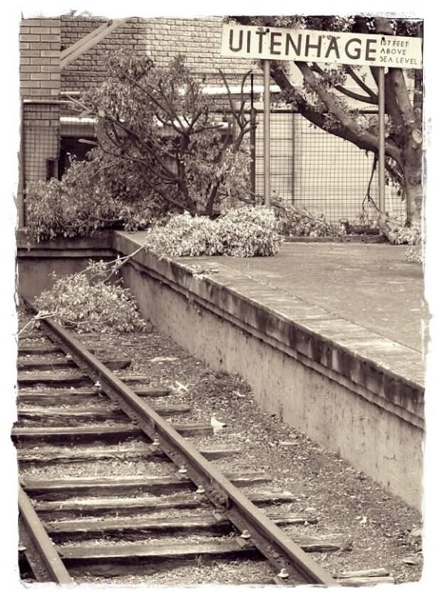 Старая платформа станции Эйтенхахе / Источник: pinterest.uk