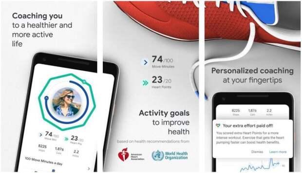 7 приложений на Android, чтобы следить за собой с помощью смартфона