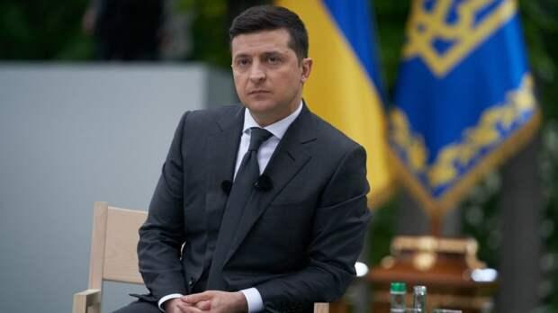На Украине считают, у Зеленского нет планов относительно Крыма