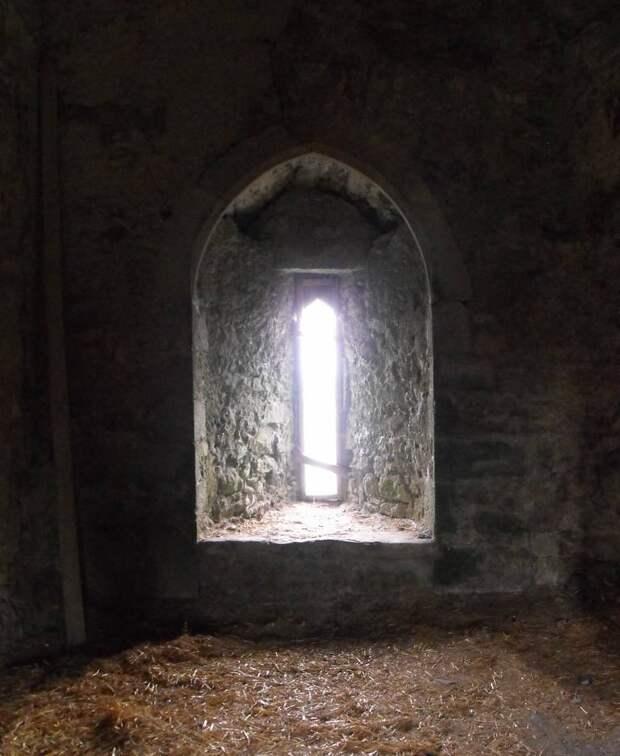 Замок Лип и его ужасные призраки