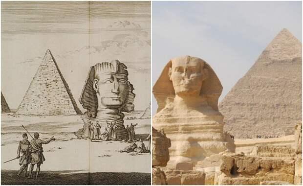 Что не так с изображениями египетских пирамид на картинах художников прошлого и какие выводы из этого делают в наши дни