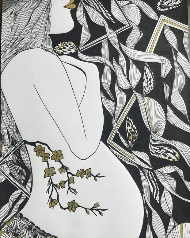 Majéon – французская художница  (8).jpg