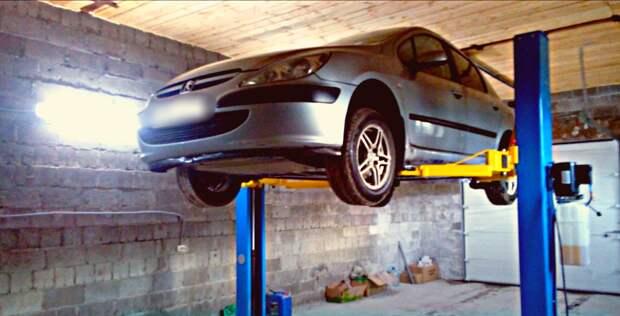 """Почему я не обращаюсь в """"гаражные"""" мастерские: боюсь испортить машину"""