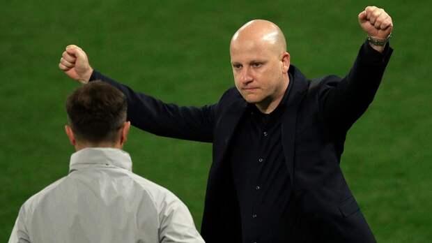 Божович: «Очень рад за результаты Николича, даже «Баварии» было сложно играть против «Локомотива»