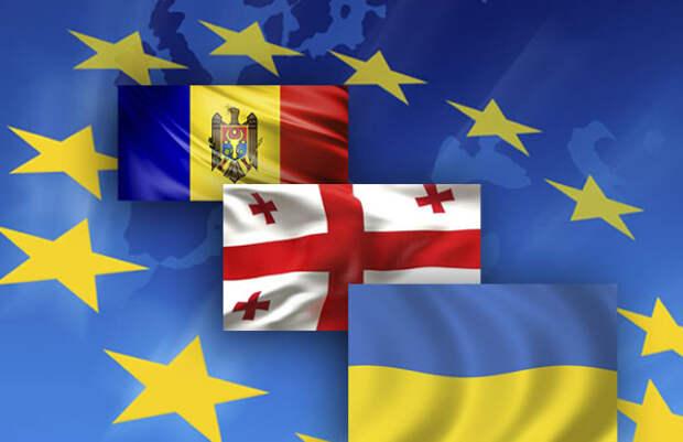 European union concept, digital illustration.