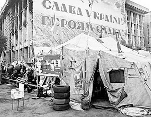 Кличко: Нынешний Майдан не соответствует европейским стандартам