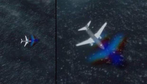 базы пришельцев, самолет, сант-каталина