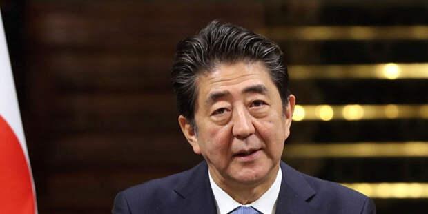 Абэ не приедет на парад Победы