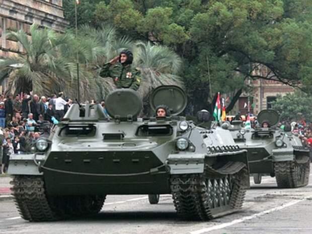 Семь стран Запада призвали Россию отказаться от признания Южной Осетии и Абхазии