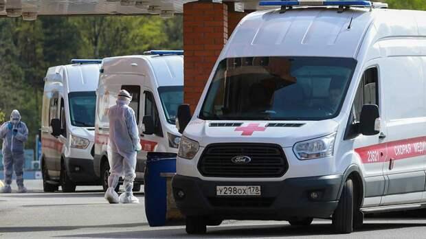 Число одновременно болеющих COVID россиян достигнет 1 млн 2 ноября
