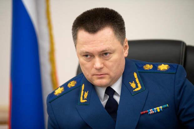 Неприкасаемых не будет Генеральный прокурор Игорь Краснов - о новых способах борьбы с коррупцией