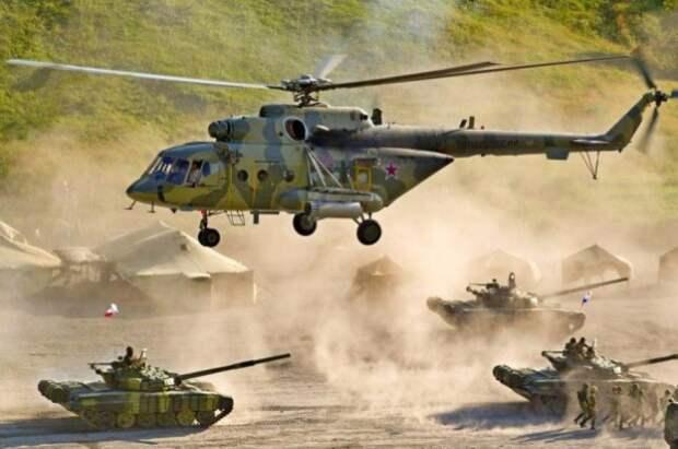 В России стартовали масштабные военные учения