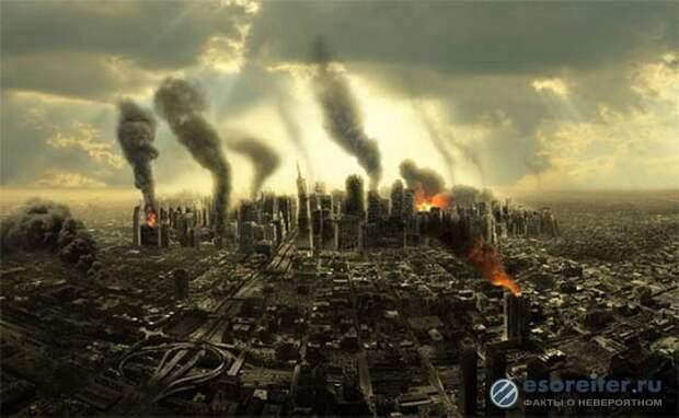 Человечество дожило до второго предупреждения, третьего может не быть